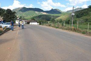 Vereadores de Luisburgo visitam rodovia que liga à Manhuaçu em busca de melhorias