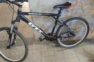 PM recupera bicicleta furtada em Manhuaçu