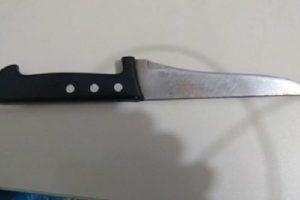 Policiais prendem autor de facadas em Santa Margarida