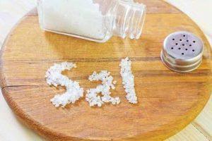 Sal causa danos ao organismo muito antes do que se pensava, revela estudo