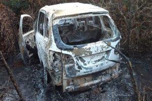 Manhuaçu: Dois corpos carbonizados encontrados em Sacramento