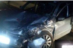 Acidente com vítima fatal na BR 474