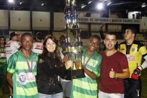 Colina e Matinha são campeões de bairros de 2017