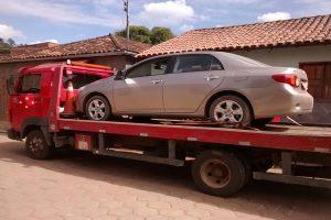 Matipó: PM prende condutor com CNH falsa e carro clonado