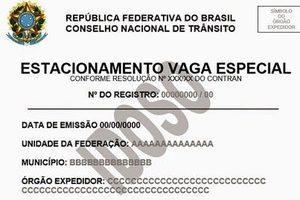 Estacionamento: PC começa a emitir Cartão Especial para deficientes e idosos