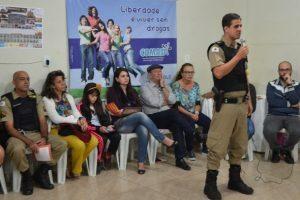 Manhuaçu: Dia Internacional de Combate às Drogas é celebrado