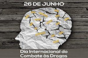 Dia Internacional de Combate às Drogas mobiliza entidades em Manhuaçu