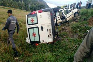 15 pessoas morrem em acidente na 101, em Guarapari