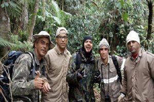 Professor conta como passou 4 dias perdido no Parque do Caparaó