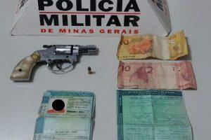 Manhuaçu: PM recupera objetos roubados e prende autores