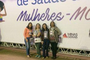 Manhuaçu participa da Conferência Estadual das Mulheres