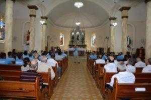 Ipanema celebra seis anos do Terço dos Homens