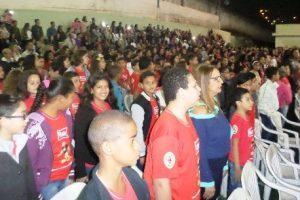 480 estudantes são formados pelo PROERD em Manhuaçu