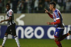Atlético perde em casa: 2 a 0 para o Bahia