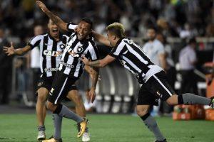 Botafogo elimina o Atlético da Copa do Brasil