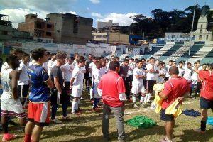 Seletiva do Boston City FC movimenta juventude em Manhuaçu