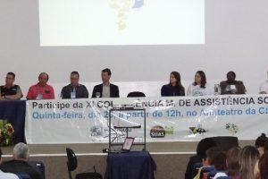 XI Conferência Municipal de Assistência Social é realizada em Manhuaçu