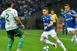 Cruzeiro empata com Palmeiras e segue na Copa do Brasil