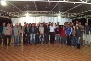 Lideranças comunitárias se reúnem em Dom Corrêa
