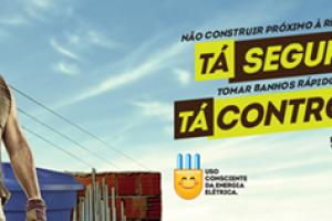 Energisa Minas Gerais na XI Semana Nacional da Segurança da População com Energia Elétrica