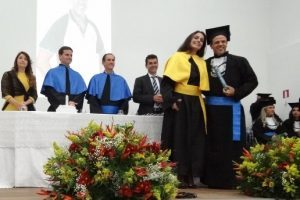 Prefeita Cici participa da formatura da 1ª turma de Cafeicultura do Instituto Federal