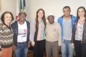 Manhuaçu participa de Conferência Regional de Igualdade Racial
