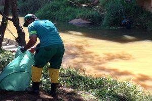 Limpeza do Rio Manhuaçu é autorizada