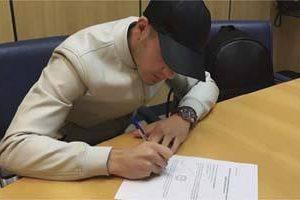 Messidoro assina com o Cruzeiro