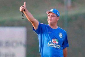 Rogério Micale é o novo técnico do Atlético