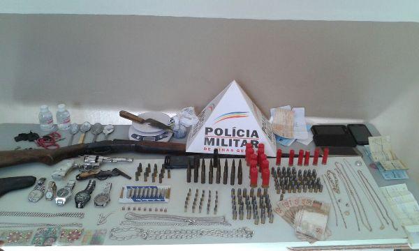 operação cidade segura armase muniçoes