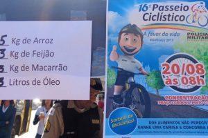20 de agosto acontece o 16º Passeio Ciclístico de Manhuaçu