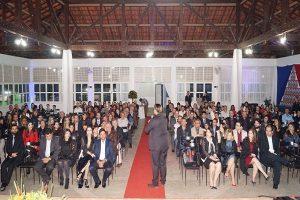 UNIVÉRTIX recebe alunos e autoridades jurídicas na abertura do Curso de Direito