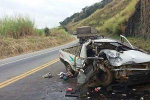 Dois jovens morrem em acidente na região