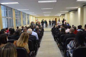 Novo Fórum Desembargador Alonso Starling é inaugurado em Manhuaçu