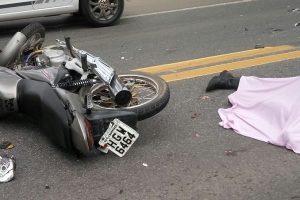 Motociclista morre na BR 116 em São João do Manhuaçu