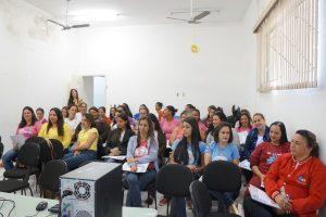 Agentes Comunitários de Saúde de Manhuaçu participam de capacitação