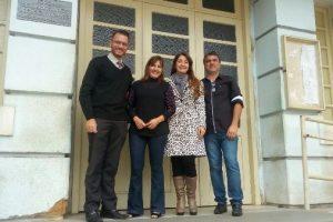 Prefeita Cici visita prédio onde deverá funcionar a Prefeitura
