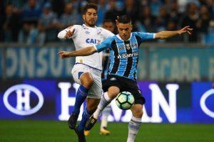 Cruzeiro é derrotado para o Grêmio em Porto Alegre