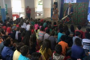 Zé da Luz na Escola: por mais informação e segurança em Reduto