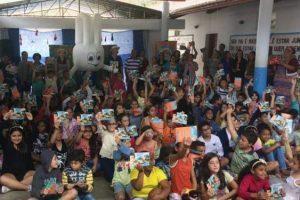 Zé da Luz na Escola estará em Simonésia dia 18/09