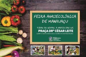 Feira SAT terá participação de nutricionista nesta sexta-feira