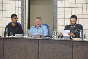 Câmara de Luisburgo aprova três projetos de lei e indicações