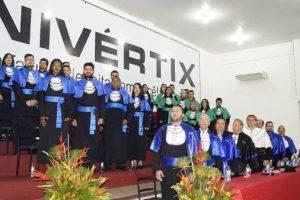 Univértix forma novos técnicos em Enfermagem, Mecânica, Engenheiros Civis e Médicos Veterinários