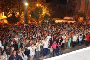 Festa de São Lourenço reúne católicos em Manhuaçu