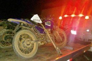 PM recupera motos furtadas em Matipó