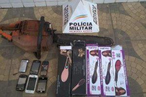 """""""Ratoeira"""" prende quatro pessoas em Matipó"""