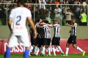 Atlético vence o Paraná e vai a final da 1ª Liga