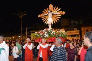 100 anos do Jubileu do Bom Jesus em Manhumirim. Fotos do 1º dia