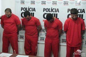 Assaltantes de bancos de Santa Margarida são condenados por vários crimes. Veja as penas