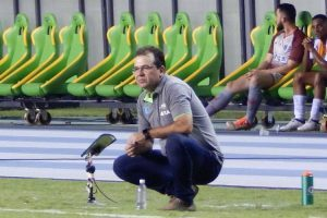América é pressionado pelo Brasil de Pelotas: 0 a 0